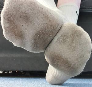 Rank crew socks
