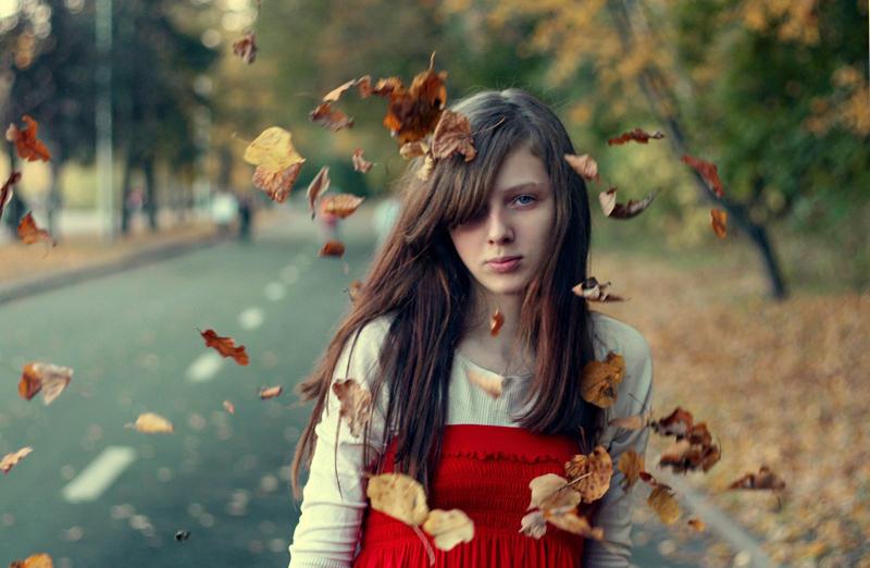 To fall in fall