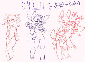 Ych Auction Point and PP (Open) by iN3LL3H