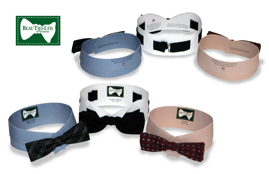 Beau Ties of Vermont packaging concept by Master-at-Arms