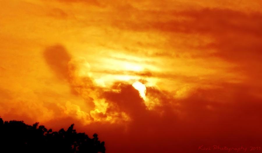 Empyrean Sun by Kiwi-chu