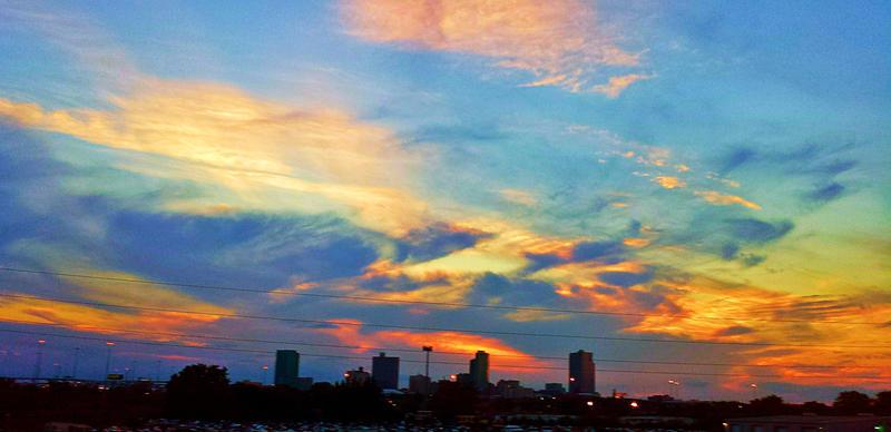 Calico Sky by Kiwi-chu