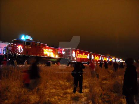 Hoilday Train