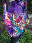 Crochet Rainbow Bag 1