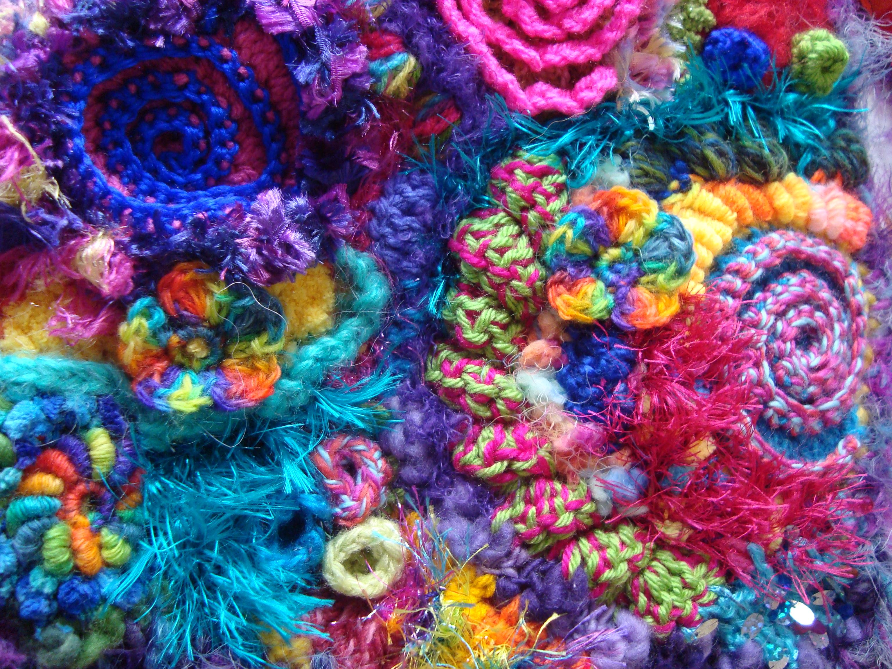 Crochet Rainbow Bag 5 by Faeriegem on DeviantArt