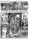 Gothic Comic Page