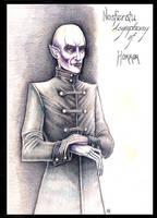 Nosferatu by EzekielCrowe