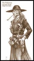 The Pinkerton by EzekielCrowe
