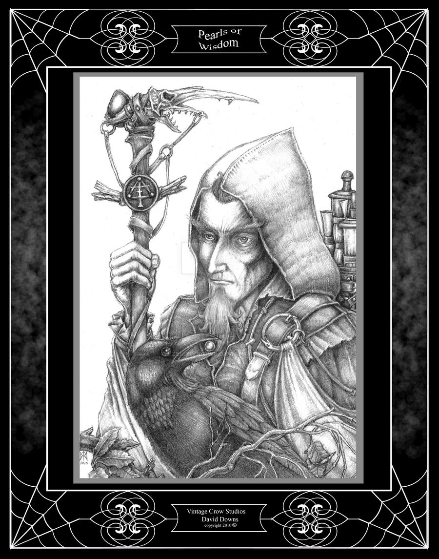 Pearls of Wisdom.... by EzekielCrowe