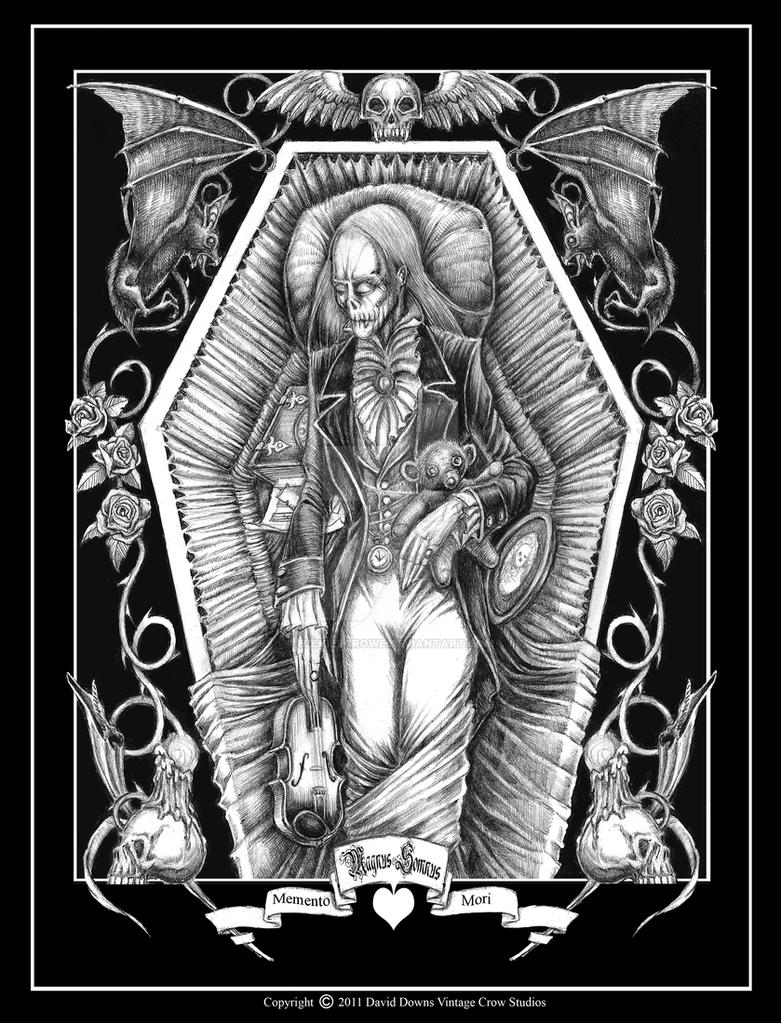 Magnus Somnus by EzekielCrowe