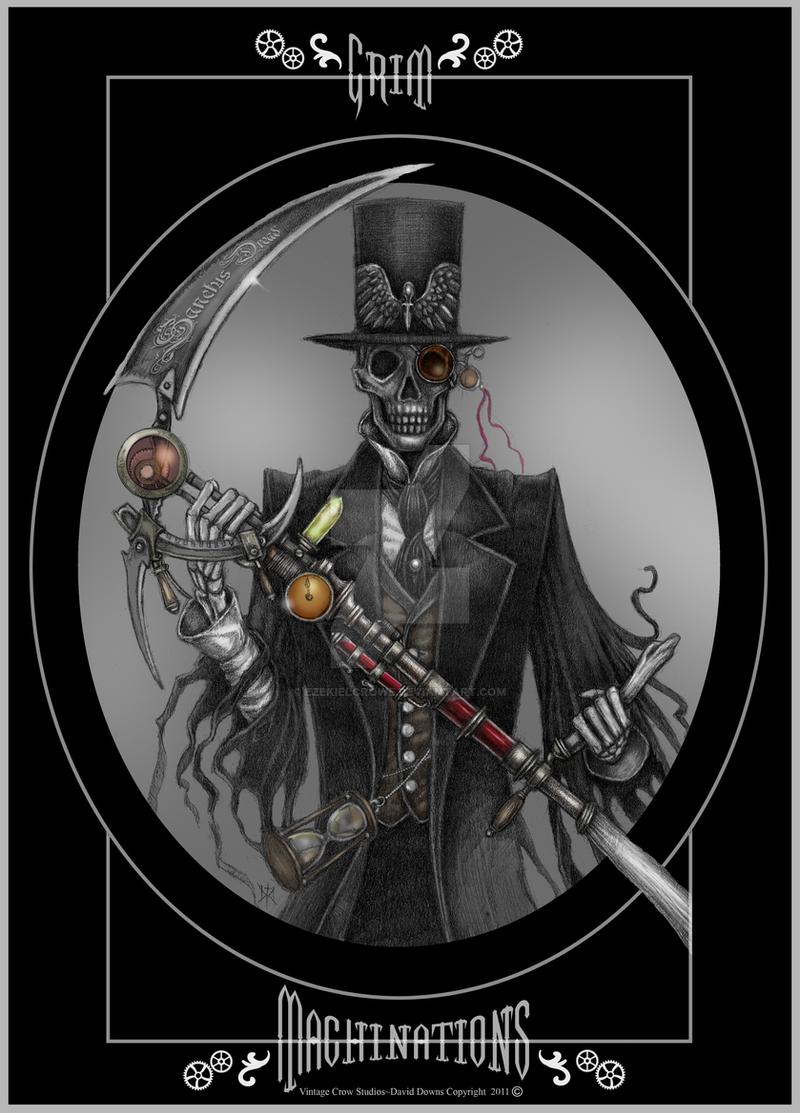 Grim Machinations Final by EzekielCrowe