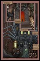 Sanctus Sanatorium Page 15 by EzekielCrowe