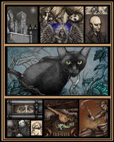 Sanctus Montage by EzekielCrowe