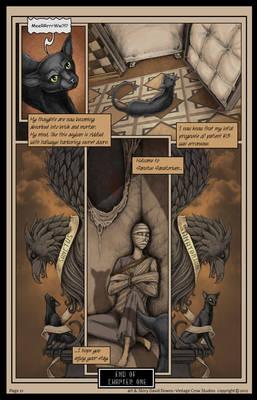 Sanctus Sanatorium Page 21