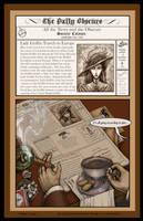 Sanctus Chapter 2 Page 1 by EzekielCrowe