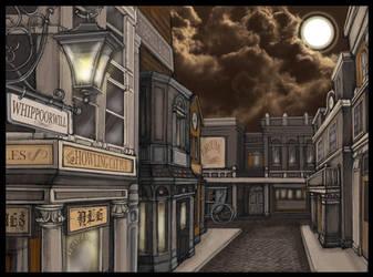 Whippoorwill Lane by EzekielCrowe