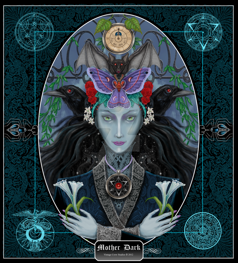 Mother Dark by EzekielCrowe