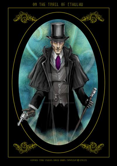 HolmesFinal by EzekielCrowe