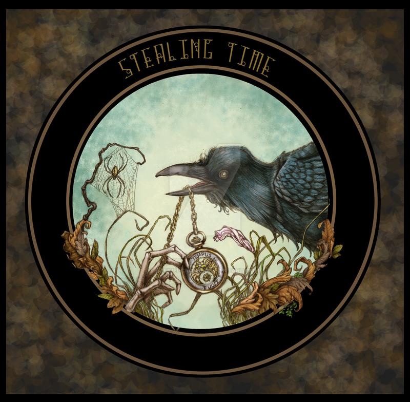 Stealing Time Cl1 by EzekielCrowe