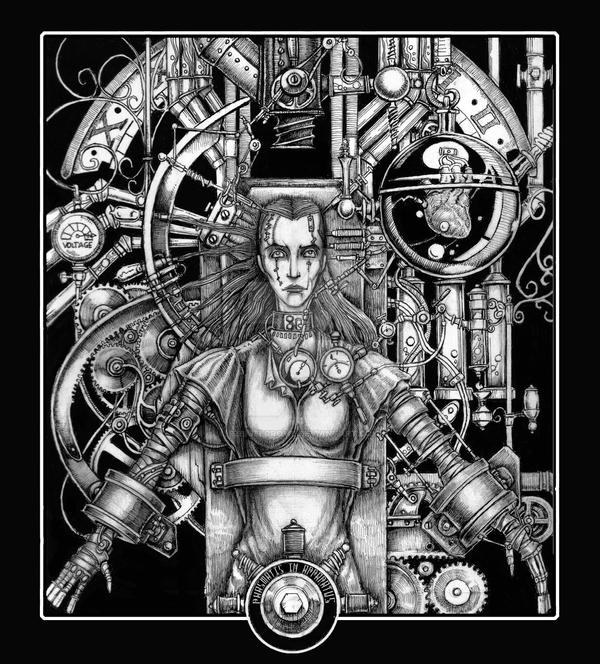Phastasmis in Apparatus by EzekielCrowe
