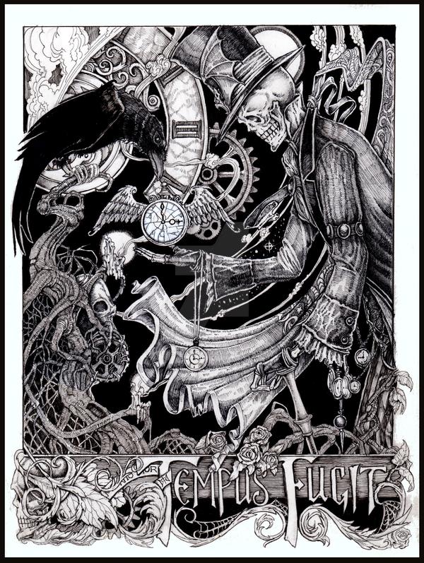Tempus Fugit Final by EzekielCrowe