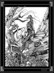 Pale Rider by EzekielCrowe