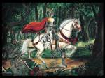 The Forest Road by EzekielCrowe