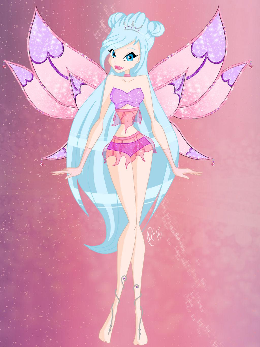 OC: Vignet Enchantix