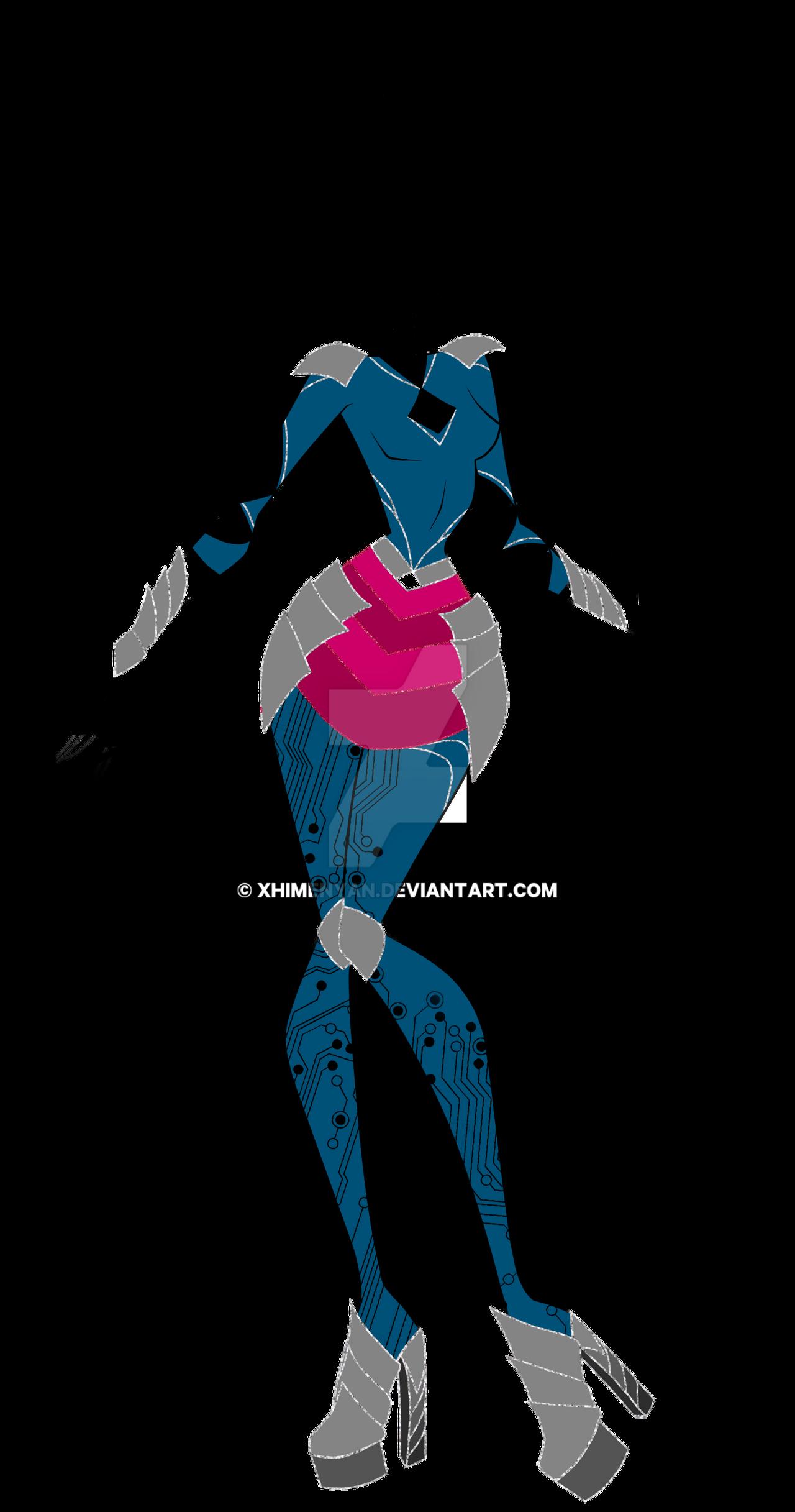 Tecnix Transformation Concept Art
