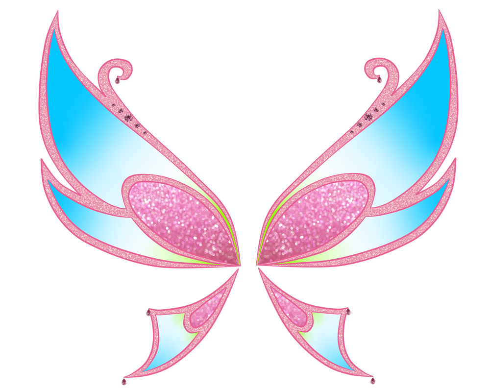 OC: Vignet Enchantix Wings by xHimeNyan