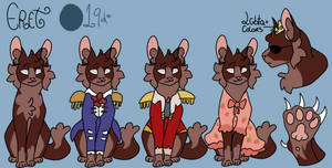 Dream smp as cats / Eret reference