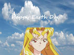 Today's Earth Day, Miss Galaxia!