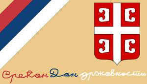 Happy Serbia's Statehood Day!