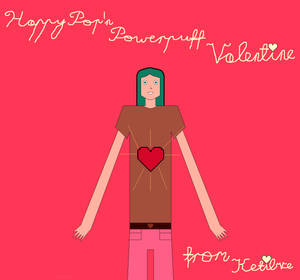Happy Pop'n Powerpuff Xiaolin Valentine!