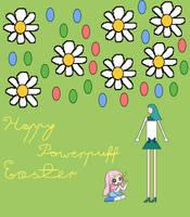 Happy Powerpuff Easter!