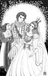 La Belle et la Bete: Human Again by MannaKana
