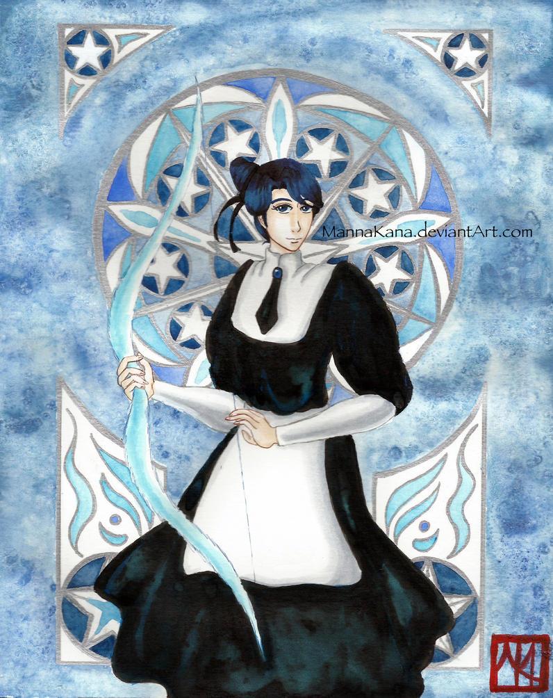 Bleach: Archer Maid by MannaKana