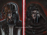 Star Wars: Shattered Masks by MannaKana