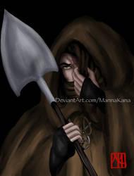 ASoIaF/GoT: Gravedigger by MannaKana