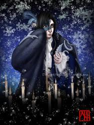 Phantom: Snow Troupe 2018 by MannaKana