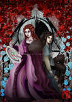 ASoIaF: Sisters as Different as the Sun and Moon by MannaKana