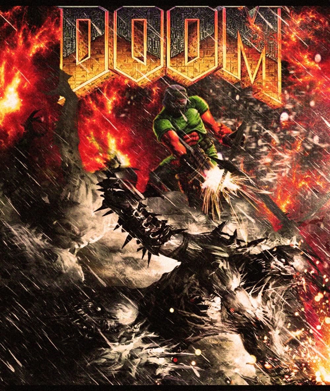 Doom by Zapdosify on DeviantArt