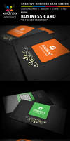 Royal Business Card by xnOrpix