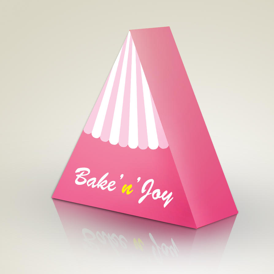 Cake Box Template by xnOrpix on DeviantArt