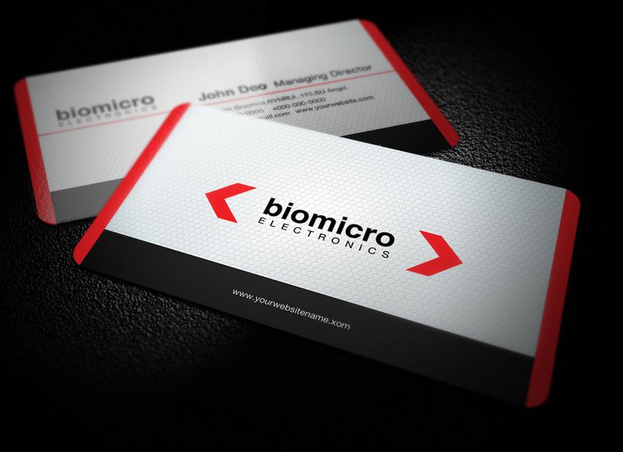 Smart Business Card by xnOrpix on DeviantArt