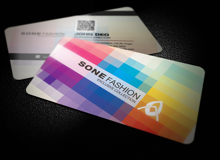 Pixel Business Card by xnOrpix on DeviantArt