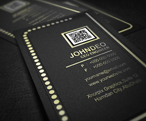 Developer Business Card - 151