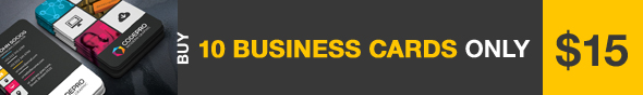 Developer Business Card - 6