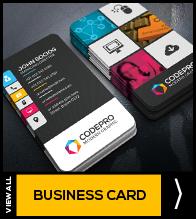 Modern Business Card - 8