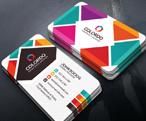 Modern Business Card - 19